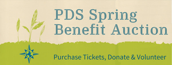 PDS Spring Benefit Auction, Purchase Tickets, Donate, Volunteer